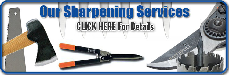 Saw Sharpening Service : Sharpening shop for all your saw blade