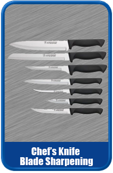 Chefs Knife Sharpening