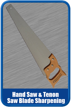 Saw Blade Sharpening Services Tct Hss Chefs Knife Sharpening