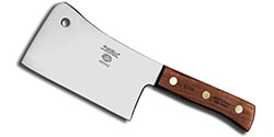 Cleaver Sharpening
