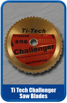 Ti-Tech Challenger Saw Blades